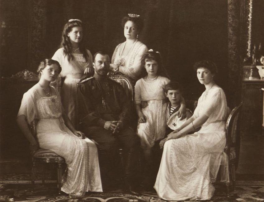 «Царская семья — христианский подвиг»
